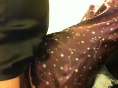 robe, dress, silk, wom, jupe, satin, skirt, htie, amateur