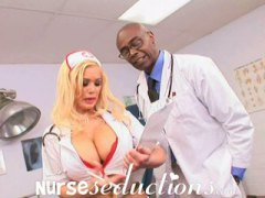 Shyla Stylez, michaels, reality, doctor, stethoscope, shyla, sean, outfit, sean michaels, nurseseductions.com, blonde