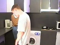 fucked, mom, russian, mom son, mommy, mature, kitchen, mom mother, boy