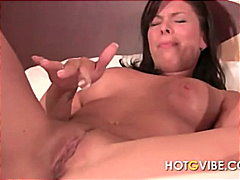 solo, fetish, jilling-off, raven, close-up, squirt
