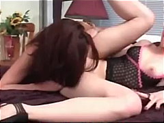 mature, lesbian, pussylicking, old, granny, sleep