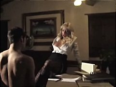 cougar, gagging, deepthroat, blowjob, cheating, wife, mom, blonde, throat fucked, housewife