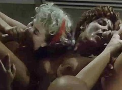 hairy, pussy eating, hardcore, blowjob, brunette, riding, vintage, blonde, curly hair, retro