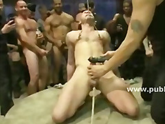 bdsm, fetish, hunk, anal, leather, group, hardcore, k.d., muscle, gay