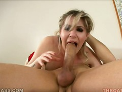 cumshot, oral, cum-swallow, tattoo, facial, handjob, natural-boobs, monster-cock, deepthroat, blowjob