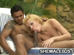 interracial, blowjob, big-cock, reality, blonde, pool