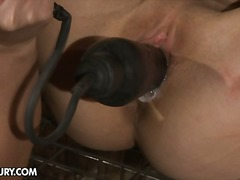 caucasian, hardcore, piercin, european, slave, fetish, black, anal, cotton, bdsm