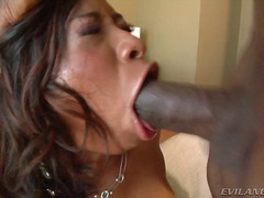 good, girl-on-girl, tiny-tits, dark, natural, young, ebony, blowjob, clip, college