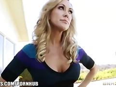 blonde, milf, blow-job, ass, big-tits, mother, booty, big-boobs, big-dick, mom