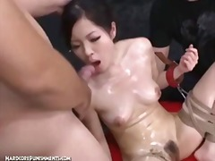 extreme, screaming, japanese, brutal, domination, masochism, tied, bdsm, hardcorepunishments, slave