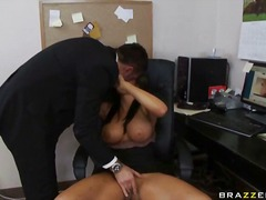 female-friendly, gorgeous, cute, boss, babe, sex-toys, beautiful, clothed, office, scene
