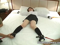 interracial, bdsm, bondage