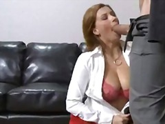 dick, self, big, massive, tit, melon, boob, brunette, blowing, oral