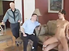 pornstar, sucking, threesome, couple, hardcore, groupsex, doggystyle, blowjob, doggys, wife