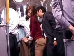 sucking, oral, japanese, public, blowjob