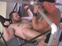 hardcore, domination, bondage, fat, bear
