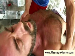 massage, gay, bear, handjob, ass