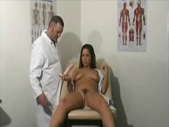 brunette, masturbation, machine, machines, toys, doctor, toy